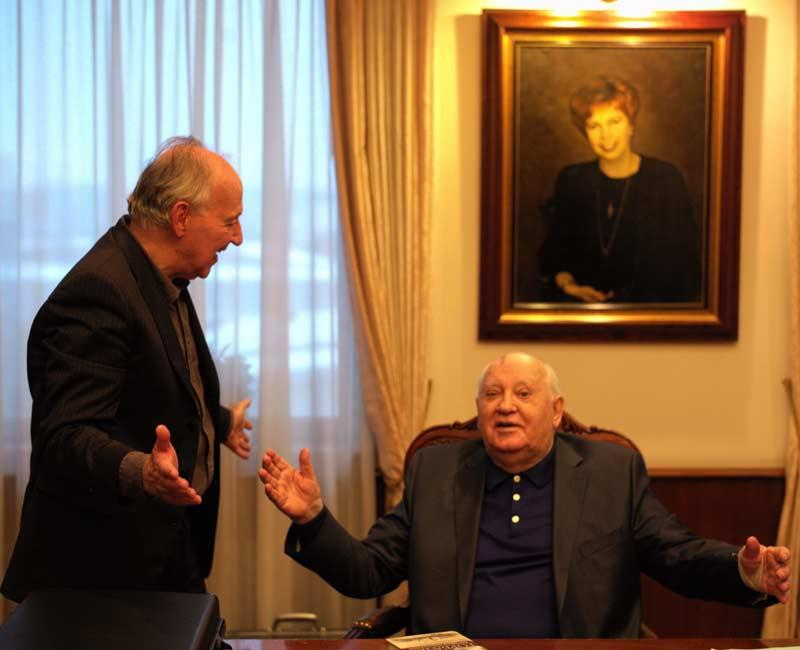 Meeting Gorbachev thumbnail