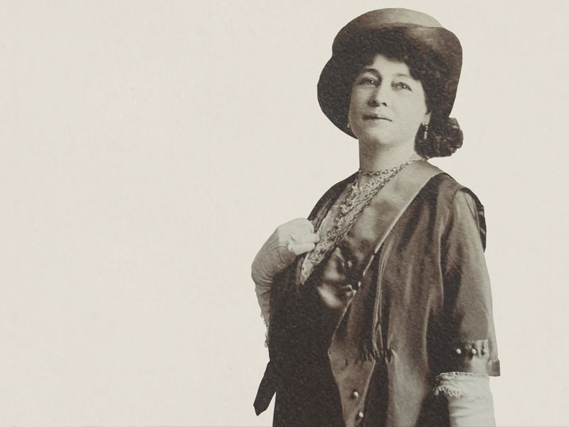 Be Natural: The Untold Story of Alice Guy-Blache thumbnail