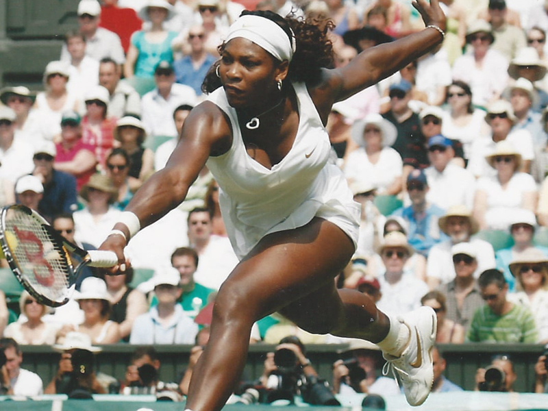 Unraveling Athena: The Champions Of Women's Tennis  thumbnail