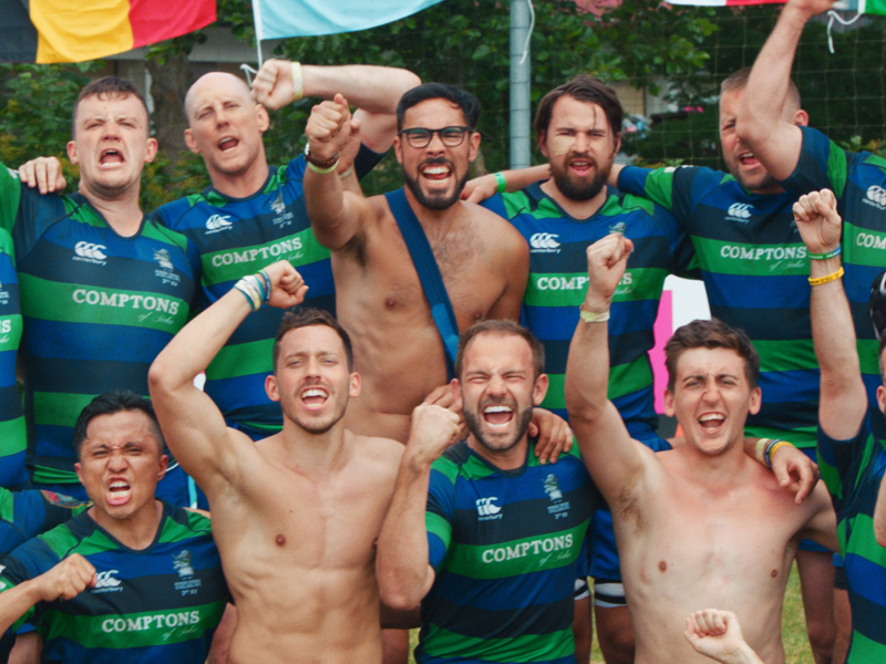 Steelers: The World's First Gay Rugby Club  thumbnail