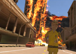 Fire In Cardboard City thumbnail